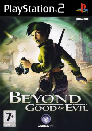 Beyond Good and Evil - Sony Playstation 2 - PS2