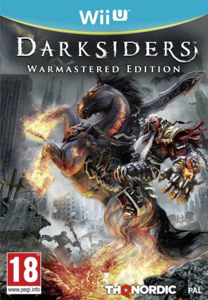 Darksiders - Warmastered Edition - Nintendo Wii U