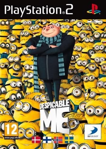 Despicable Me - Sony Playstation 2 - PS2