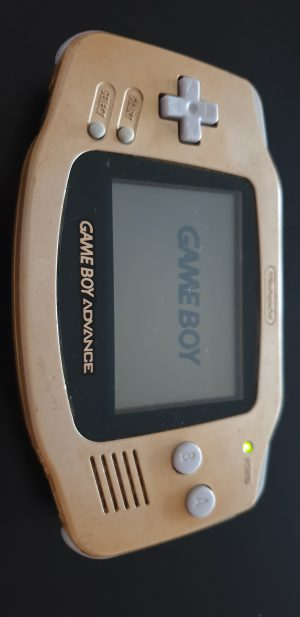 Game Boy Advance Spice