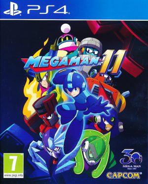 Mega Man 11 - Sony Playstation 4 - PS4