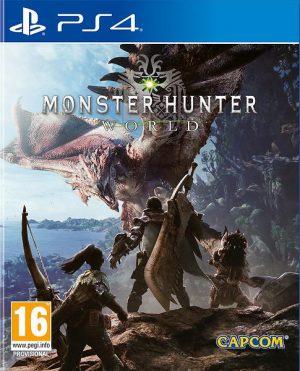 Monster Hunter World - Sony Playstation 4 - PS4