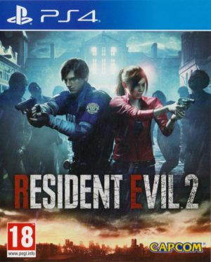 Resident evil 2 - Sony playstation 4 - PS4