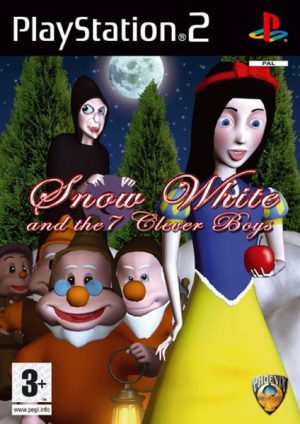 Snow White and the 7 Clever Boys - Sony Playstation 2 - PS2