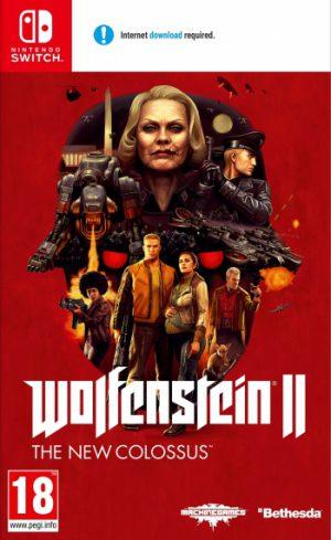 Wolfenstein II: The New Colossus - Switch