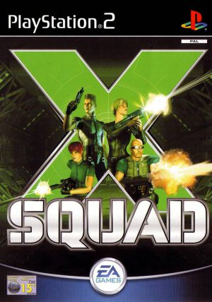 X-Squad - Sony Playstation 2 - PS2