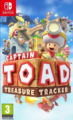 captain toad treasure hunter nintendo switch