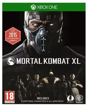 Mortal Kombat XL - Microsoft Xbox One