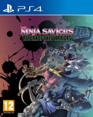 ninja saviors return of warriors - PS4