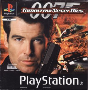 007: Tomorrow Never Dies - Sony Playstation 1 - PS1