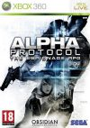 Alpha Protocol - Microsoft Xbox 360