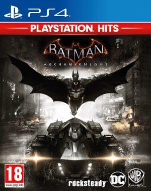 Batman: Arkham Knight - Playstation hits - Playstation 4 - PS4