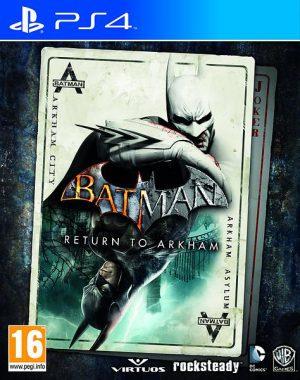 Batman: Return to Arkham - Playstation 4 - PS4