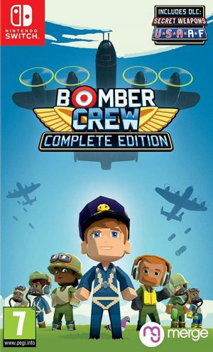 Bomber Crew - Complete Edition - Switch