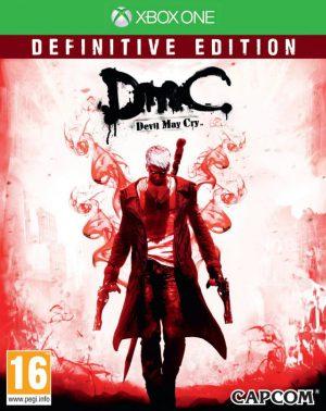 DMC: Devil May Cry - Definitive Edition - Microsoft Xbox One