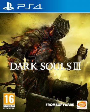 Dark Souls III - Playstation 4 - PS4