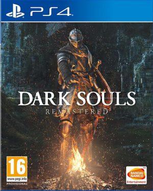 Dark Souls: Remastered - Playstation 4 - PS4