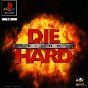 Die Hard Triology - Sony Playstation 1 - PS1