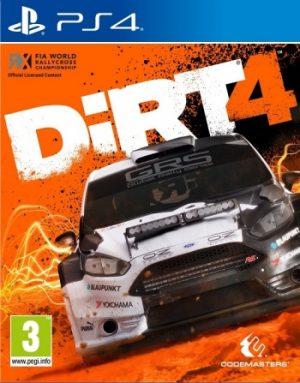 Dirt 4 - Playstation 4 - PS4