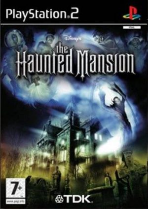 Disneys: The Haunted Mansion - PS2