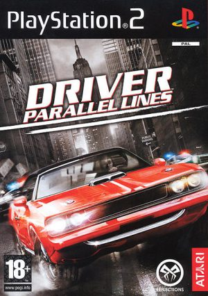 Driver Parallel Lines - PS2