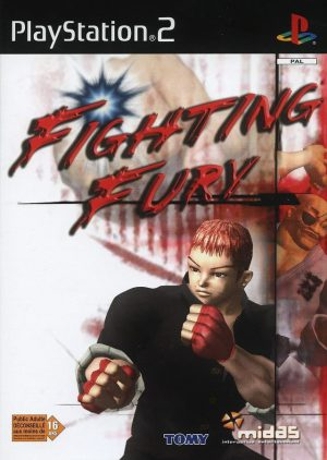 Fighting Fury - PS2