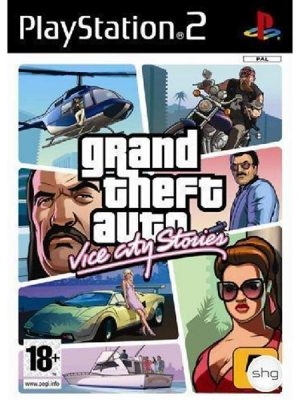 Grand Theft Auto: Vice City Stories - PS2