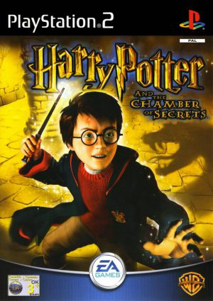 Harry Potter and the Chamber of Secrets - PS2