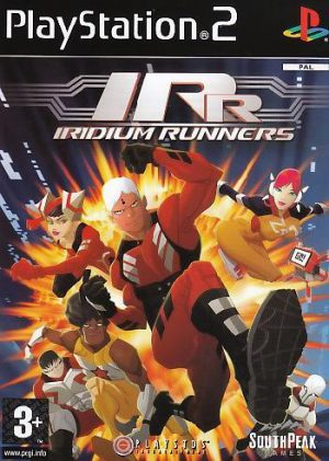 Iridium Runners - PS2