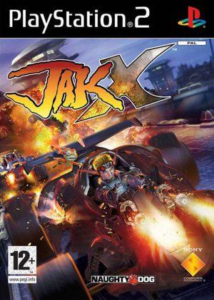 Jak X - Sony Playstation 2 - PS2