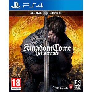 Kingdom Come: Deliverance - PS4