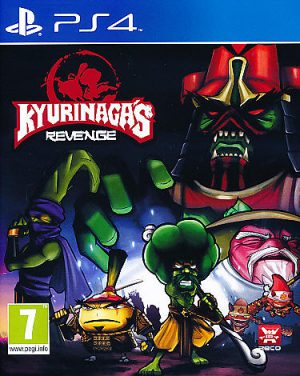 Kyurinaga's Revenge - Playstation 4 - PS4