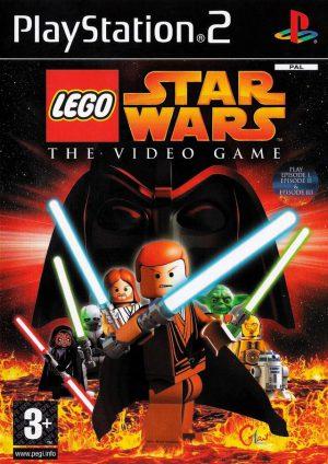 LEGO Star wars - PS2