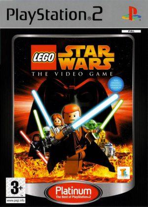 LEGO Star wars - Platinum PS2