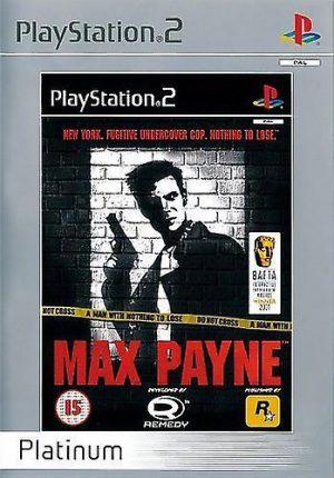 Max Payne - Platinum - PS2