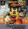 Mikeys Wild Adventure - Platinum - PS1