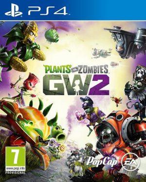 Plants vs. Zombies: Garden Warfare 2 - Playstation 4 - PS4