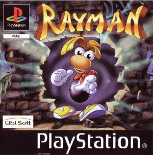 Rayman - Playstation 1 - PS1