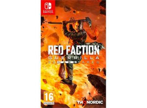Red Faction: Guerrilla Re-Mars-tered - Nintendo Switch