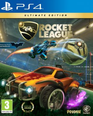 Rocket League - Ultimate Edition - Playstation 4 - PS4