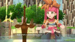 Secret of Mana - Playstation 4 -PS4 gp