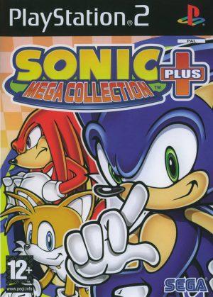 Sonic Mega Collection Plus - PS2
