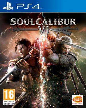 SoulCalibur VI - Playstation 4 - PS4