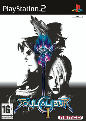 Soulcalibur II - PS2
