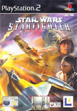 Star Wars: Starfighter - PS2