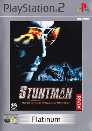 Stuntman - Platinum - PS2