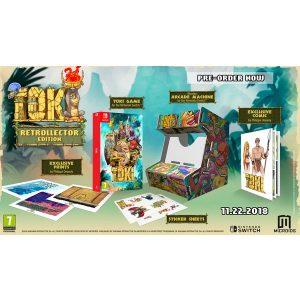 TOKI - Retrocollector Edition - Switch