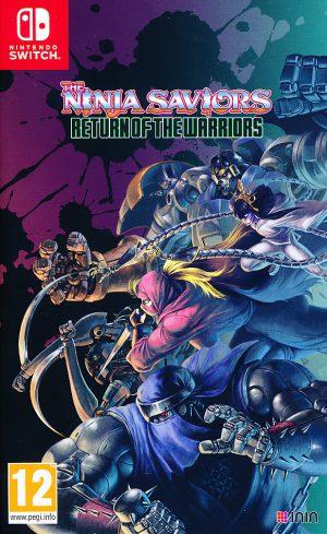 The Ninja Saviors: Return of the Warriors - Nintendo Switch