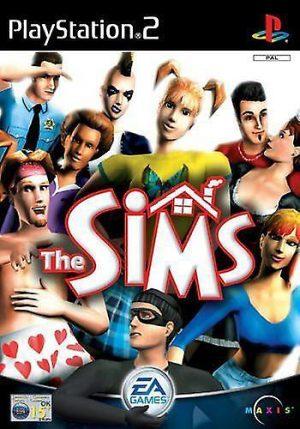 The Sims - Begagnat spel till PS2
