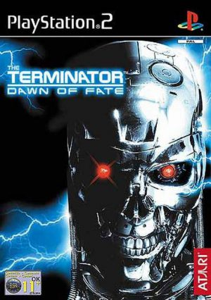 The Terminator: Dawn of Fate - PS2